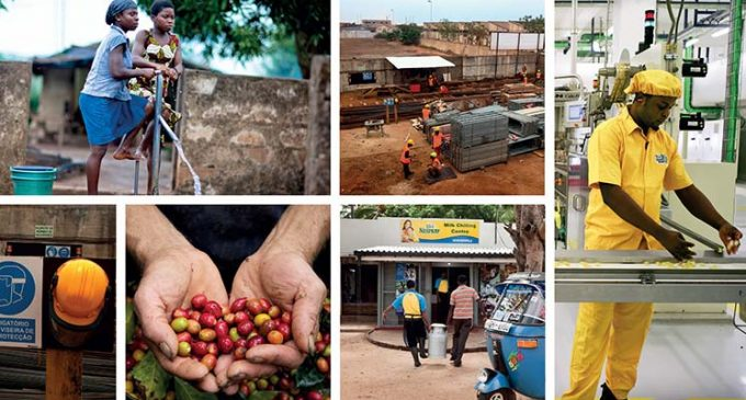 Nestlé is First Major Multi-national to Launch Human Rights White Paper