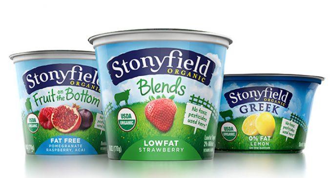 Pearlfisher Revitalises Danone's Stonyfield Brand Portfolio