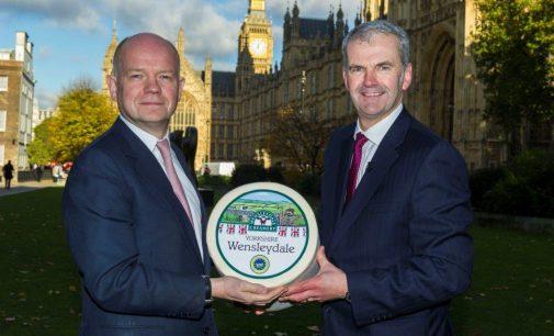 Yorkshire Wensleydale Cheese Gains PGI Status