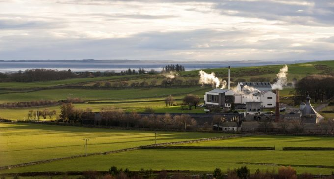 New Milestone in Diageo Scotch Investment