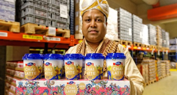 Emmi Launches Indian Tea Beverage
