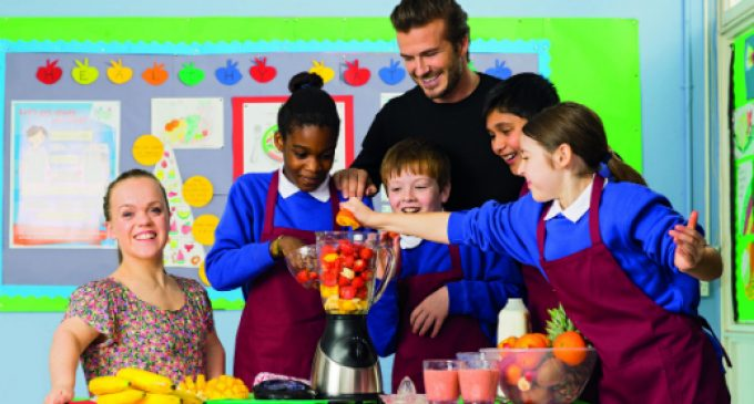 Sainsbury's Invests Millions to Get Active Kids in the Kitchen