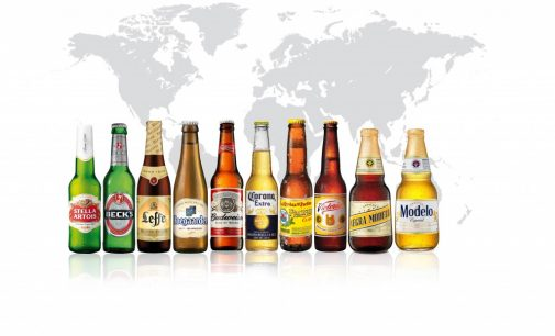 Global Brands Drive Anheuser-Busch InBev