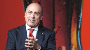 Muhtar Kent, Chairman and Chief Executive Officer of The Coca-Cola Company.