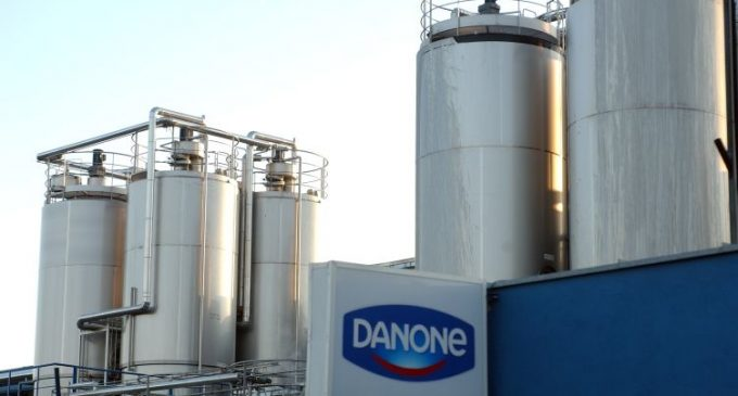 Danone Increases Stake in China's Leading Dairy Group