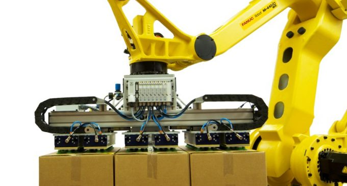 Robot Uptake Increases by 60% in Food and Drink Sectors