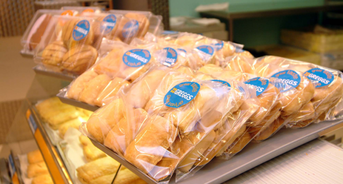 Transformational Year For Greggs