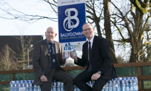 Britvic Launches Ballygowan Natural Mineral Water in Great Britain