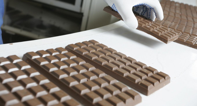 8 Million British Consumers Eat Chocolate Every Day