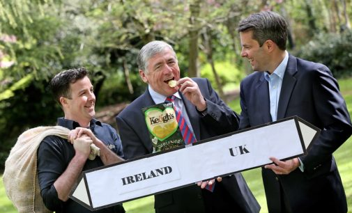 Irish Crisp Maker Cracks UK With Tesco Deal
