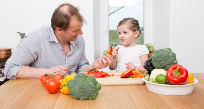 Children Who Cook Eat More Greens, Nestlé Study Reveals