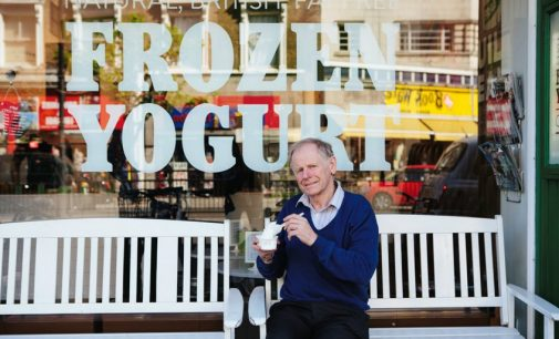 Welsh Frozen Yoghurt Producer Receives Royal Recognition