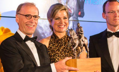 FrieslandCampina Wins King Willem I Award