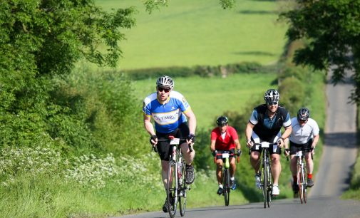 Olympus Automation Inspires Sustainability with Cycle Ride Sponsorship