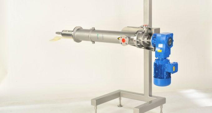 New High Efficiency Light Duty Scraped Surface Heat Exchanger
