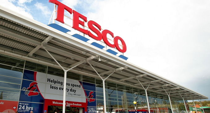 Tesco Customers Donate 5.1 Million Meals to Feed People in Need