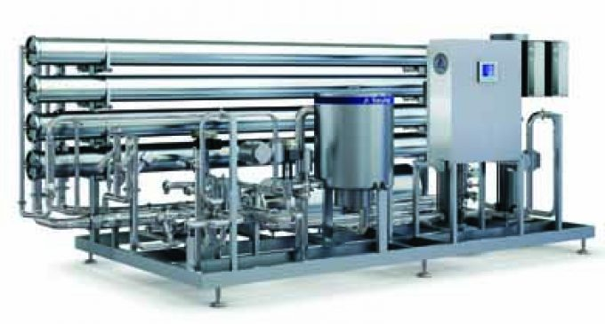 Tetra Pak – Leading the Way in Whey Processing