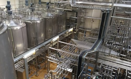 Production Starts at new Arla Foods/DMK Joint Venture