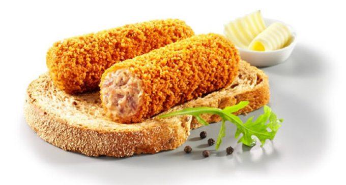 New Range of Oven Snacks Made With Breakthrough Crisp Sensation Crumb Coating
