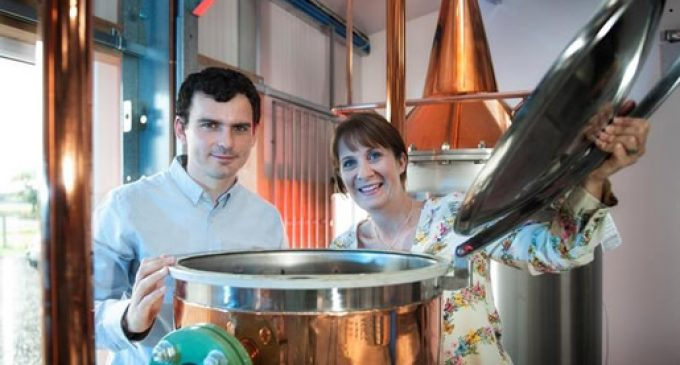 Gin Set to Flow From New Scottish Micro Distillery
