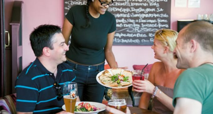 A Third of UK Diners Rarely Think About the Healthiness of Food When Eating Out