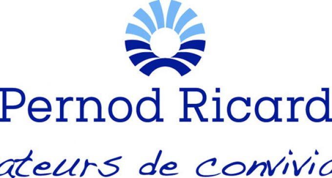 Sales and Profits Decline at Pernod Ricard