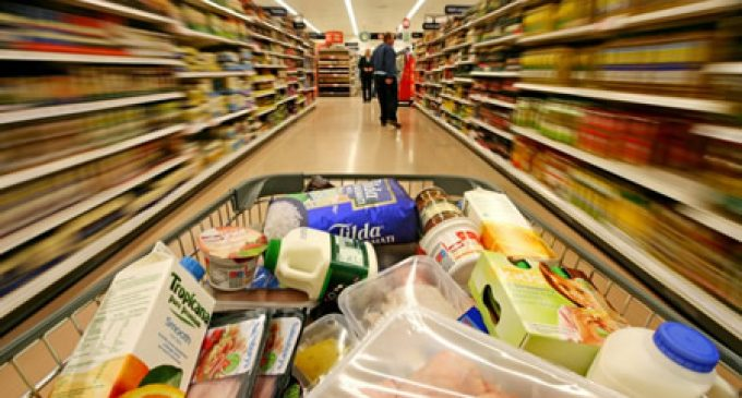 UK Food Sales Decline as Supermarket Price Wars Continue
