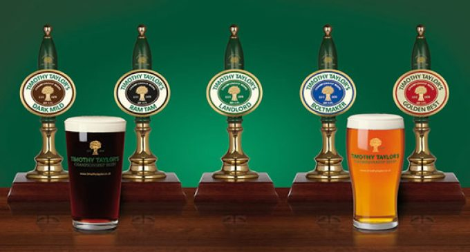 Timothy Taylor's Boltmaker Crowned Champion Beer of Britain