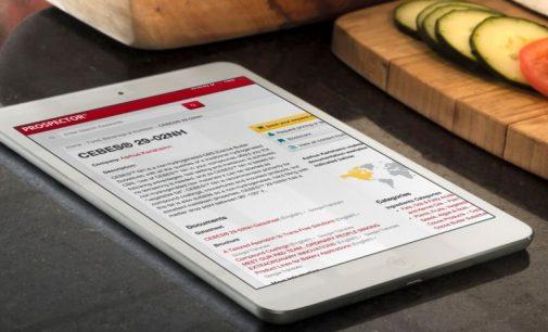 Prospector® Ingredients Database Goes Mobile