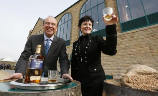 William Grant & Sons Opens €35 Million Tullamore Distillery