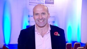 Martin Chilcott, CEO of 2degrees, who chaired the Conference.