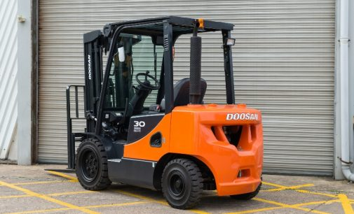 Doosan Launches New Environmentally-friendly, Cost-effective Forklifts Range