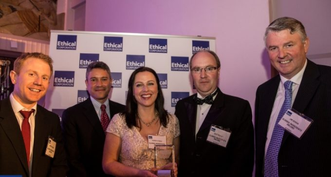 Cream of Irish Business Win at 2014 Responsible Business Awards