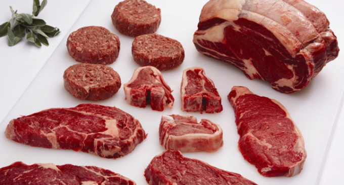 The Growth of the British Meat Market