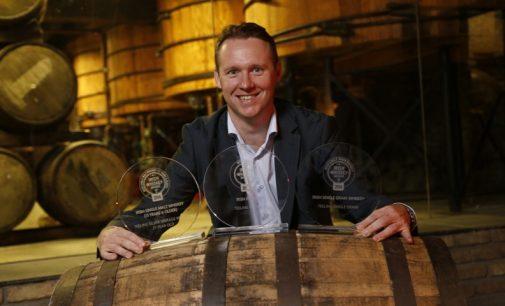 Irish Whiskey Awards Celebrate Diversity & Quality of Indigenous Irish Industry