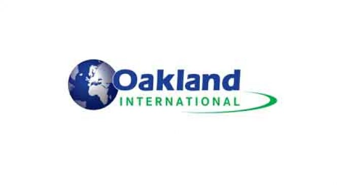 Milestone Year for Oakland International as New MD Announced