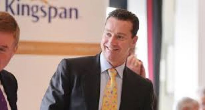 Kingspan boss Murtagh invests €400,000 in smarthome firm