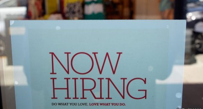 Jobs figures highlight strong economic momentum