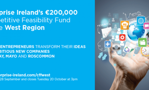 €200,000 Enterprise Ireland fund to boost new business start-up activity in West Region