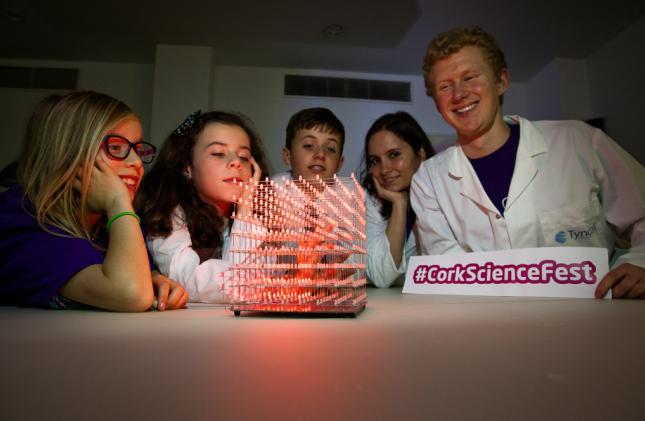 cork science fest steam