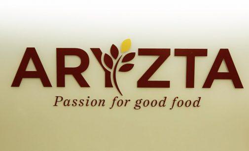 Aryzta reports increase in Q1 revenue