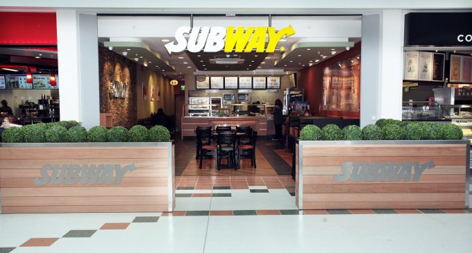 The SUBWAY® brand celebrates its 5,000th store in Europe