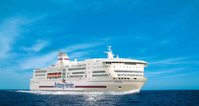 Brittany Ferries reports significant increase in early bookings for 2016