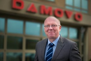John McCabe, managing director, Damovo Global Services and Irela