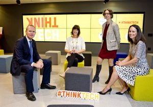 The official launch of THINKTECH,  a 1 million euro project to support and grow ideas for a better Ireland.Created by Social Innovation Fund Ireland with support from Google.org, and the Department of Environment, Community & Local Government, the unique THINKTECH challenge will identify innovative ideas that use technology to create positive social impact in IrelandPhoto Chris Bellew / Copyright Fennell Photography 2016
