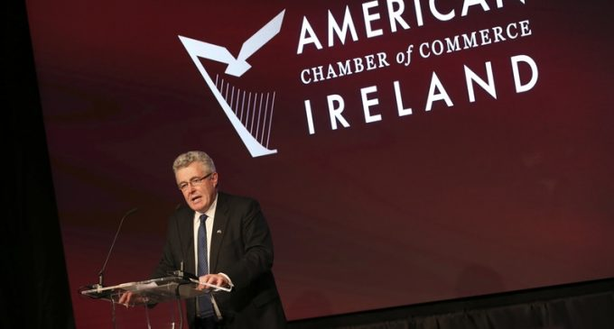 Over 7,300 community projects supported by US companies in Ireland last year
