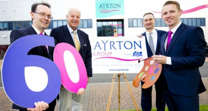 Ayrton Group creates 60 jobs as it opens Dublin office