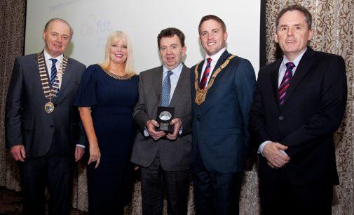 FDT Win EnviroCom Award for Environmental Achievements