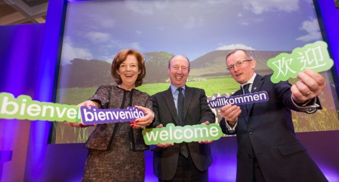 2016 Set to be 'Best Year Ever' for Irish Tourism
