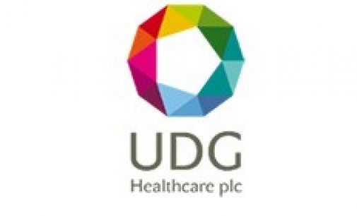 UDG Healthcare Announces 8% Increase in Operating Profit